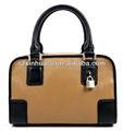 ( xhf- señora- 229) oficina de damas bolsa de bolsas de dama de la moda de la pu 2013 bolso de mano