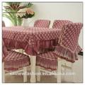 El estilo rural mantel, mantel para la tarjeta de mesa, impreso de poliéster mantel