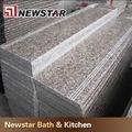 Interior anti- deslizamiento de escaleras de granito de los precios