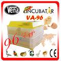 Granja utilizar incubadoras industriales para los huevos para incubar incubadora de pollo automático para la venta