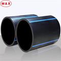 flexible de plástico polietileno de alta densidad tubería de drenaje