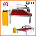 Nuevo diseño de escritorio/perfil de banco de plasma/llama máquina de corte de los fabricantes