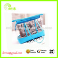 Moda europea impermeables bolsas de playa PVC