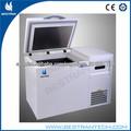 BT-130H118 Congelador de refrigerador médico de la baja temperatura de la pantalla LED para el almacenamiento de la sangre