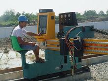 máquina de trabajo pesado pórtico CNC de corte de chapa