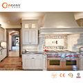 Moderno blanco de alto brillo de laca gabinete de cocina para la venta, gabinete de cocina puerta lowes