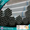 los tipos de baja emisión de carbono de tubos de acero de peso por metro