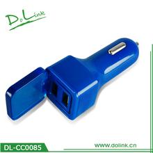3100ma 12v la batería del coche del circuito del cargador para el móvil