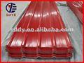 perfil de acero galvanizado / material de construcción hoja / techos