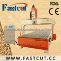 Escritorio de madera tallada que hace la máquina máquina de grabado del CNC