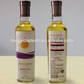 saludable refinado de semilla de uva aceite