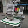 WONYO bordar computadorizada máquina duas cabeças usado TIJIMA DST bordado preço da máquina