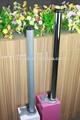altura regulável mesa dobrável de metal pernas
