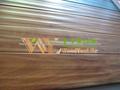 hoja de pequeño suelo de madera acacia