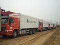 371HP nueva China 35tons HOWO 6X4 Camión Tractor (ZZ4257V3241W)