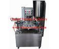 Cápsula de café de llenado y sellado de la máquina