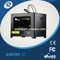 3d de metal de la máquina impresora, bajo precio 3d filamento de la impresora, baratos 3d impresora de metal