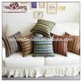 mejor las casas y jardines tradewinds colección oblonga almohada decorativa, ganchillo hecho a mano cojín cubre