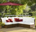 sofá al aire libre cojín