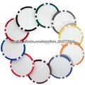 11.5g plástico fichas de póquer personalizados