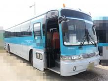 kia 2006y utilizado autobús granbird parkway para la venta de seúl en corea