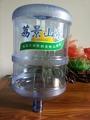 Botella de agua potable de 5 galones