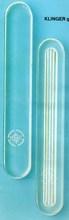 klinger borosilicato calibre reflejo vasos