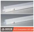 30/60/90/120cm t5 laintegración de la luz led deiluminación kors