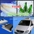 Powered Urban Entrega Unidad Congelador eléctrico Van con Defrost - T110DF