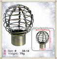 Zhejiang design tringle à rideau de fer, tringle à rideau populaire, des barres de fer pour la construction
