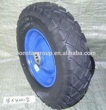espuma de la pu ruedas 12 pulgadas de espuma de la pu ruedas con llanta de plástico