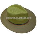 mens de mode chapeau de paille de plage