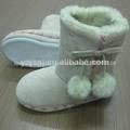 Baratos botas de invierno para las mujeres/botas de gamuza