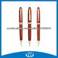 Buena calidad Reciclado Bolígrafos de madera hechos a mano
