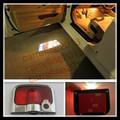 Li- batería recargable led logotipo de la puerta de la luz para bmw m3 fantasma led de luz de sombra