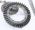 50-2403021belarus maquinaria agrícola de la corona de engranajes