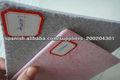 Material de zapato fibra plantilla para hacer