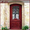 2014 janela de ferro forjado decoração usada porta de ferro forjado portões
