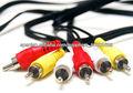 3rca cables cables de audio y vídeo