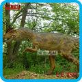 decoração de tema floresta escultura do jardim dinossauro gigante