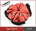 profesional de estilo de pelo elástico de peluquería lazos para el pelo