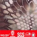 Impermeable de poliéster transpirable de nylon recubierto de tpu de luz chaquetas de esquí de tela impresa como gore- tex