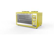 38l eléctrico de convección y asador del horno con placa caliente