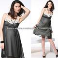 robe de grossesse,La robe courte, robe de soirée en dentelle à manches de mode