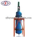 química proveedor del evaporador
