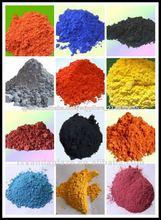 Cerâmica do pigmento