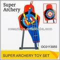 2014 venda quente de arco e flecha brinquedos arcoeflecha oc0113955 conjuntos