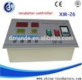 inteligente de accesorios incubadora de huevos de temperatura y humedad controlador para la incubadora
