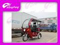 Discapacitados triciclo, triciclo Discapacitados, cubierta conductor de triciclo / scooter con discapacidad