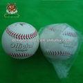 9 pulgadas de cuero de la vaca de lana centro de pelotas de béisbol profesional